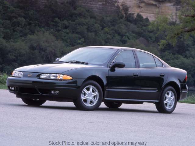 Used 2003  Oldsmobile Alero 4d Sedan GL at Auto Pro Superstore near Fort Wayne, IN