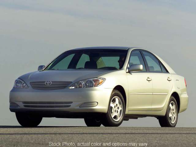 Used 2003  Toyota Camry 4d Sedan LE at Edd Kirby's Adventure Mitsubishi near Chattanooga, TN