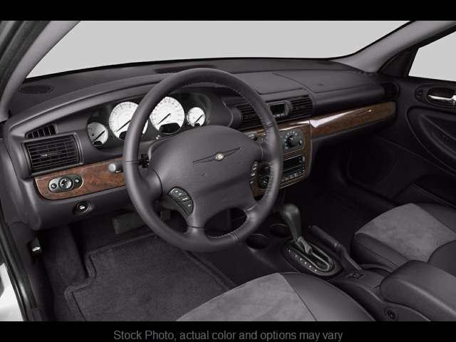 Used 2004  Chrysler Sebring 4d Sedan Limited at Edd Kirby's Adventure near Dalton, GA