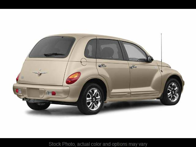 Used 2004 Chrysler Pt Cruiser 4d Wagon At Action Auto Group Near Oxford Ms