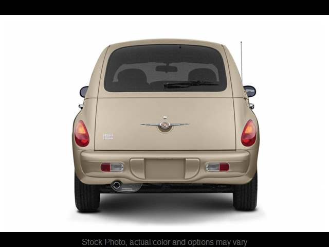 Used 2004 Chrysler Pt Cruiser 4d Wagon Touring At Graham Auto Group Near Mansfield Oh
