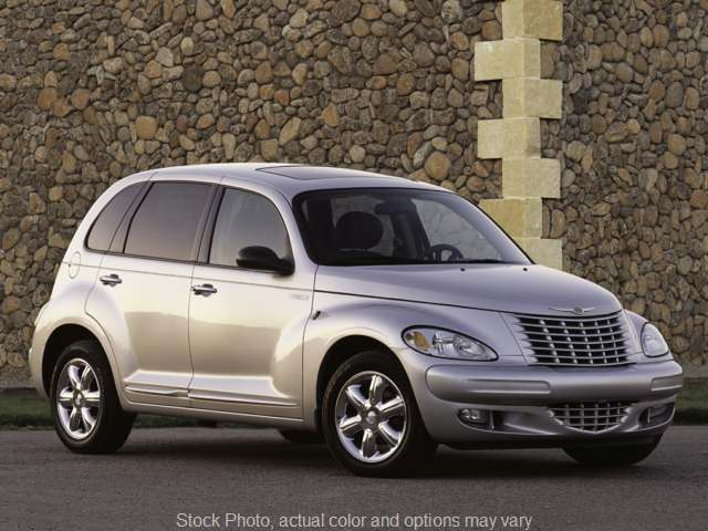 2004 Chrysler PT Cruiser 4d Wagon at Action Auto Group near Oxford, MS