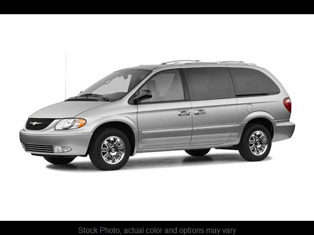 Used 2004  Chrysler Town & Country 4d Wagon at Camacho Mitsubishi near Palmdale, CA