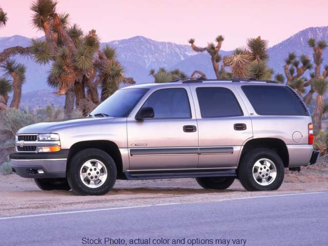 2004 Chevrolet Tahoe 4d SUV 4WD LS at VA Cars West Broad, Inc. near Henrico, VA