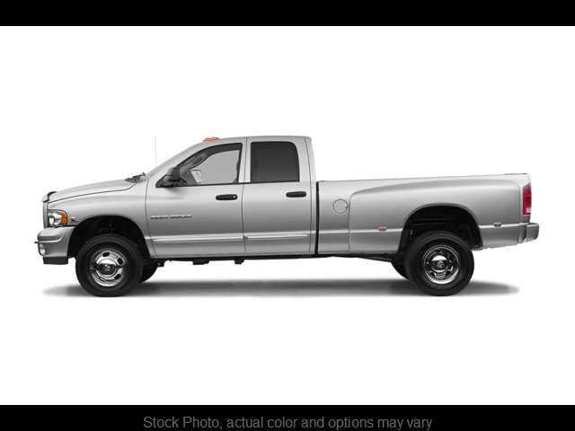 Used 2004  Dodge Ram 3500 4WD Quad SLT DRW HO Dsl LB at Ramsey Motor Company - North Lot near Harrison, AR
