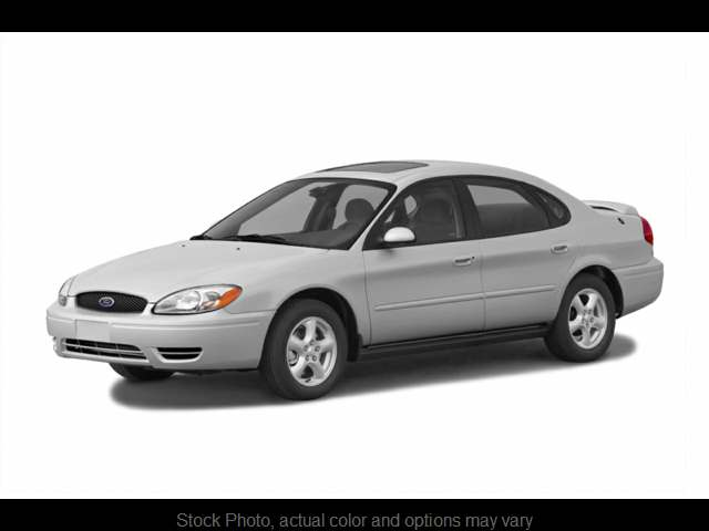 2004 Ford Taurus 4d Sedan SE at Bobb Suzuki near Columbus, OH