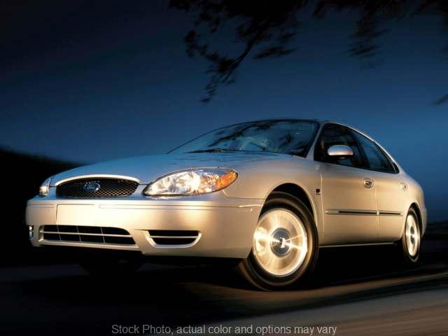 2004 Ford Taurus 4d Sedan SES at Maxx Loans USA near Saline, MI