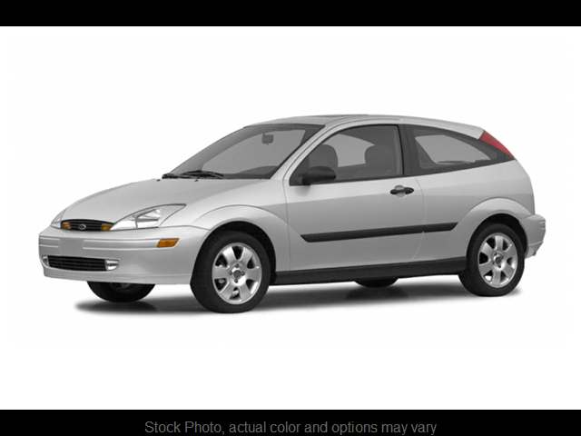 Used 2004 Ford Focus 2d Hatchback ZX3 PZEV at Edd Kirby's Adventure Mitsubishi near Chattanooga, TN