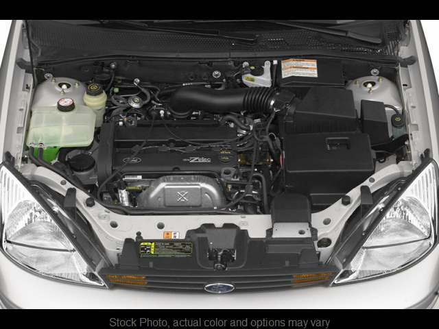 Used 2004  Ford Focus 2d Hatchback ZX3 PZEV at Edd Kirby's Adventure near Dalton, GA