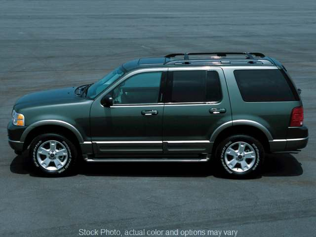 2004 Ford Explorer 4d SUV 4WD XLS at CarCo Auto World near South Plainfield, NJ