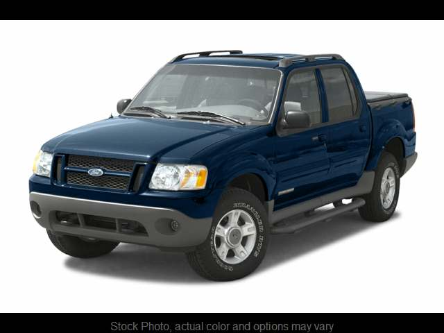 Used 2004  Ford Explorer Sport Trac 4d SUV 2WD XLS at Car Country near Aurora, IN