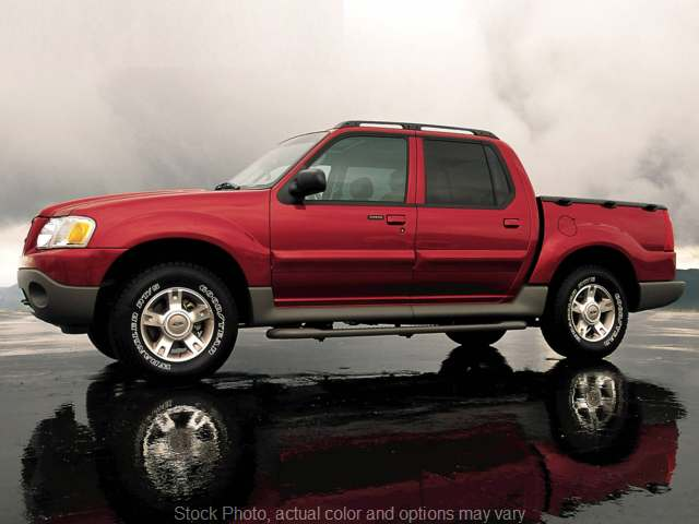 2004 Ford Explorer Sport Trac 4d SUV 2WD XLT Adrenalin at Edd Kirby's Adventure near Dalton, GA