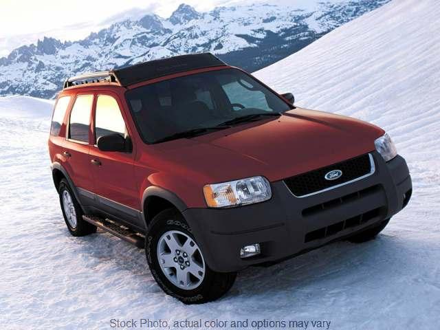 2004 Ford Escape 4d SUV 4WD XLT at Good Wheels near Ellwood City, PA