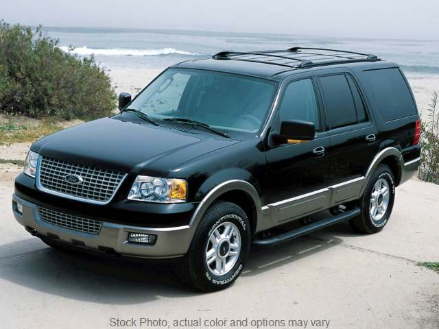2004 Ford Expedition 4d SUV 4WD Eddie Bauer at VA Cars West Broad, Inc. near Henrico, VA