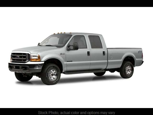 Used 2004  Ford F250 4WD Crew Cab Lariat Longbed at Naples Auto Sales near Vernal, UT