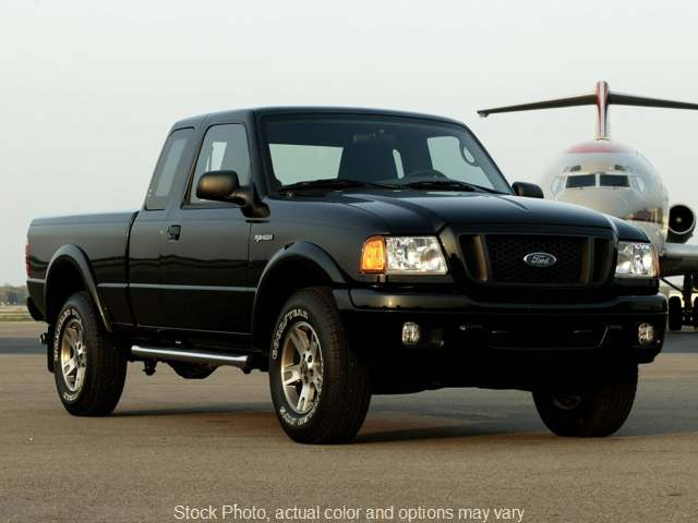 Used 2004  Ford Ranger 2WD Supercab Edge 4d at Estle Auto Mart near Hamler, OH