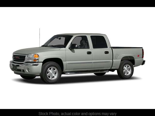 Used 2004  GMC Sierra 1500 4WD Crew Cab SLT at Credit Now Auto Inc near Huntsville, AL