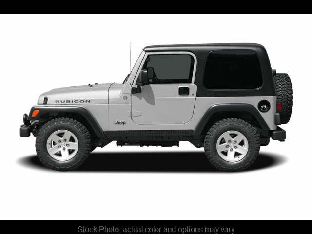 Used 2004  Jeep Wrangler 2d Convertible X at Carriker Auto Outlet near Knoxville, IA