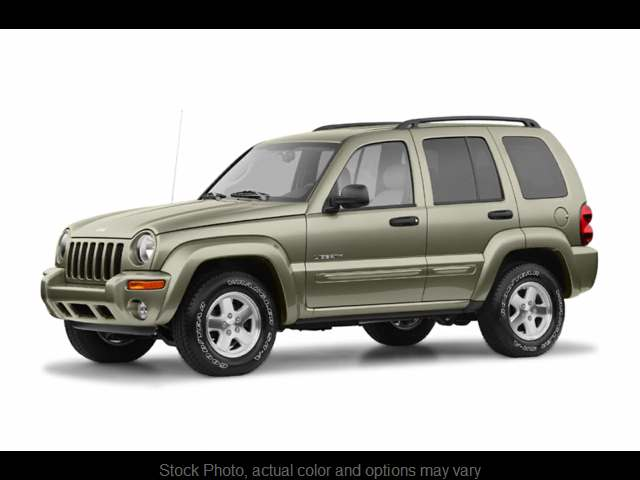 Used 2004  Jeep Liberty 4d SUV 4WD Limited at The Gilstrap Family Dealerships near Easley, SC