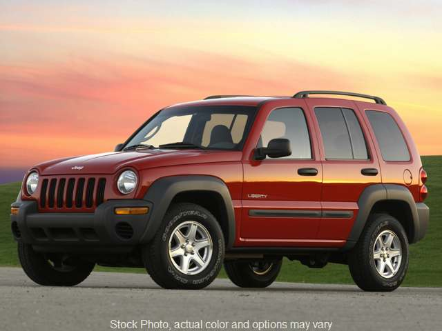 2004 Jeep Liberty 4d SUV 4WD Limited at The Gilstrap Family Dealerships near Easley, SC