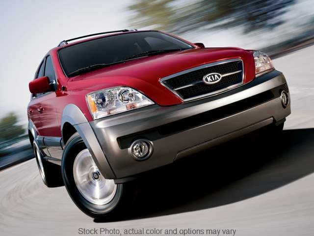 2004 Kia Sorento 4d SUV 4WD LX at Good Wheels near Ellwood City, PA