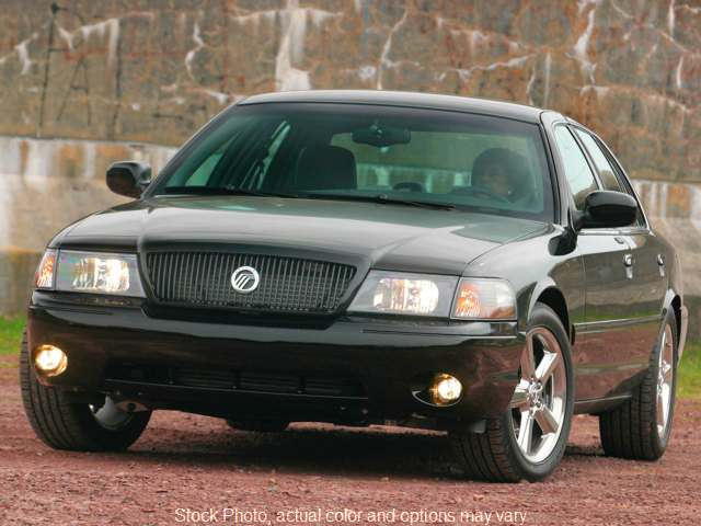 Used 2004 Mercury Marauder 4d Sedan at MLC Motor Cars near Commerce Charter Twp, MI