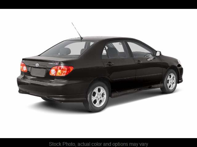 Used 2004  Toyota Corolla 4d Sedan S at Metro Auto Sales near Philadelphia, PA