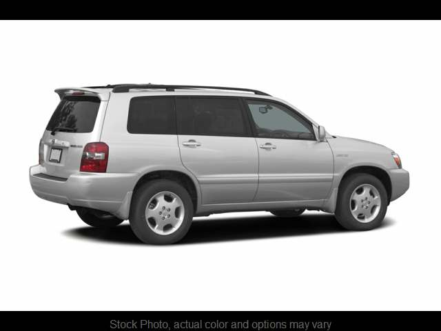 Used 2004  Toyota Highlander 4d SUV AWD Limited at Action Auto Group near Oxford, MS