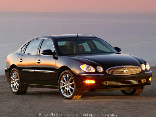 2005 Buick LaCrosse 4d Sedan CX at Car Solutions 4 U near Rogers, AR