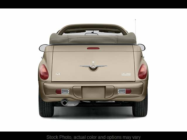 Used 2005  Chrysler PT Cruiser 2d Convertible GT at VA Cars of Tri-Cities near Hopewell, VA