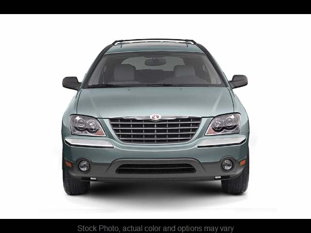 Used 2005  Chrysler Pacifica 4d SUV FWD Touring at Maxx Loans USA near Saline, MI