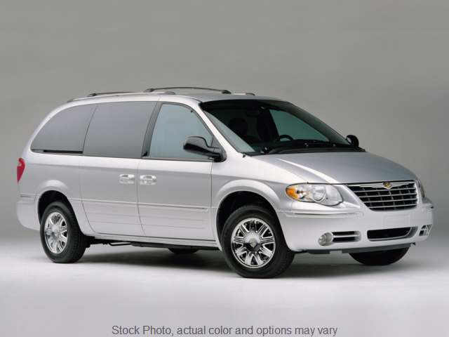 Used 2005  Chrysler Town & Country 4d Wagon Touring at Camacho Mitsubishi near Palmdale, CA