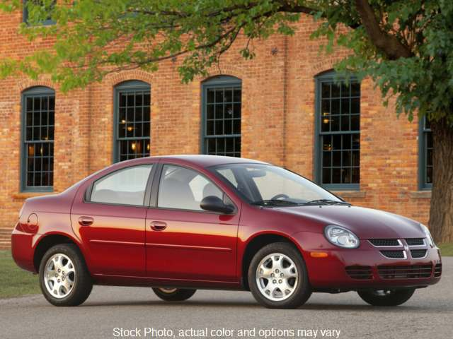 2005 Dodge Neon 4d Sedan SXT at Good Wheels near Ellwood City, PA