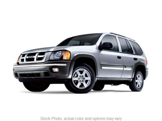 Used 2004 Isuzu Ascender 4d SUV 4WD LS 7 pass at Action Auto - Starkville near Starkville, MS