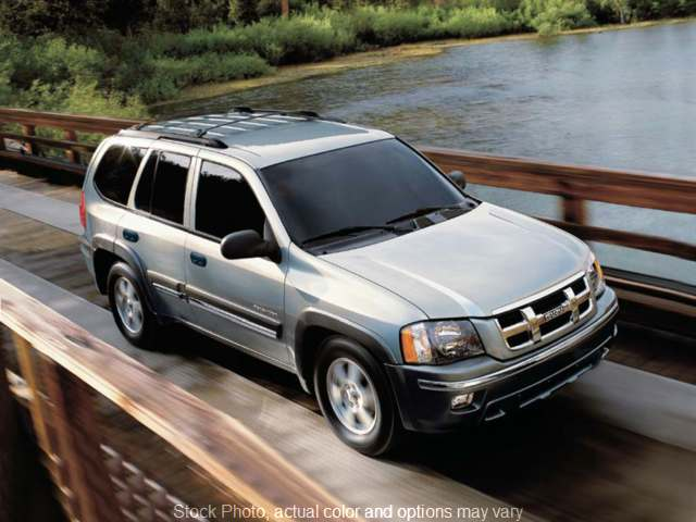 Used 2004  Isuzu Ascender 4d SUV 4WD LS 7 pass at Action Auto Group near Oxford, MS