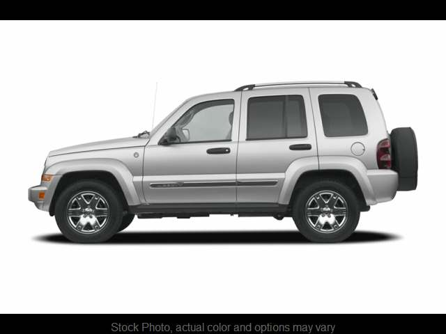 Used 2005  Jeep Liberty 4d SUV 4WD Renegade at Good Wheels near Ellwood City, PA