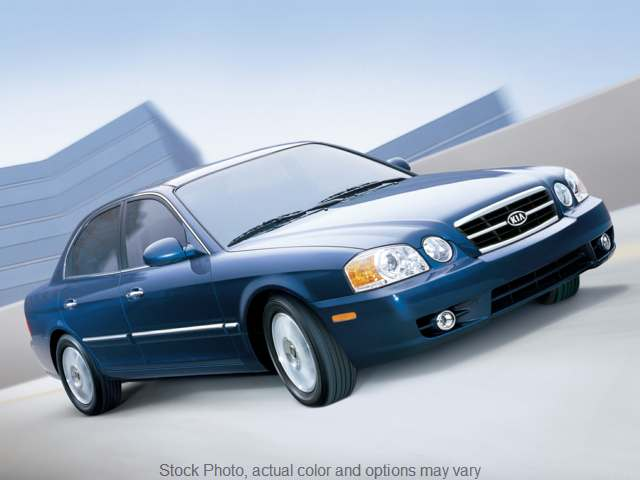 Used 2005  Kia Optima 4d Sedan EX at Edd Kirby's Adventure near Dalton, GA
