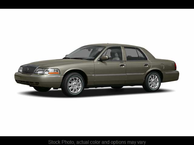 Used 2005  Mercury Grand Marquis 4d Sedan GS at Action Auto Group near Oxford, MS