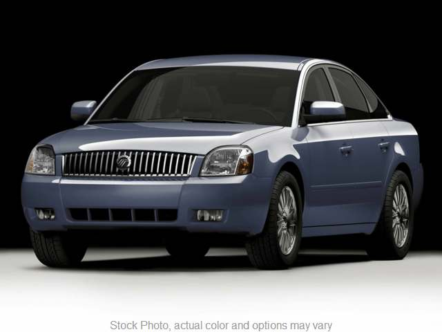 Used 2005  Mercury Montego 4d Sedan Premier at Arnie's Ford near Wayne, NE