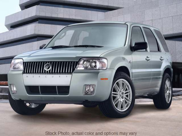 2005 Mercury Mariner 4d SUV 2WD Convenience at Good Wheels near Ellwood City, PA