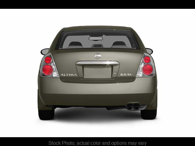 Used 2005  Nissan Altima 4d Sedan S at Bobb Suzuki near Columbus, OH