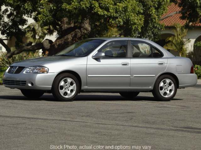 2005 Nissan Sentra 4d Sedan 1.8 S at VA Cars of Tri-Cities near Hopewell, VA