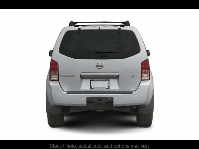Used 2005  Nissan Pathfinder 4d SUV 4WD XE at The Gilstrap Family Dealerships near Easley, SC