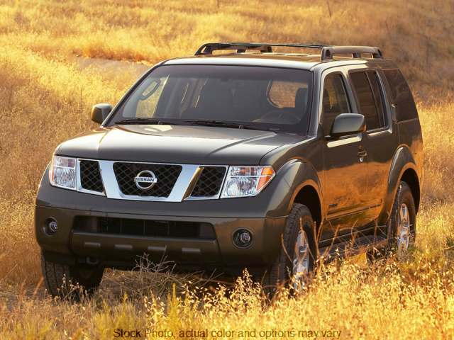 Used 2005 Nissan Pathfinder 4d SUV 4WD XE at Willowbrook Kia near Willowbrook, IL