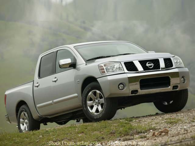2005 Nissan Titan 2WD Crew Cab LE at R & R Sales, Inc. near Chico, CA