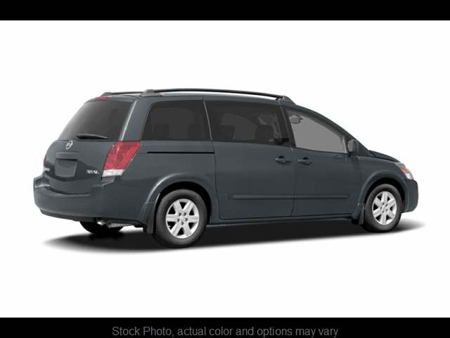 Used 2005  Nissan Quest 4d Wagon SL at Edd Kirby's Adventure near Dalton, GA