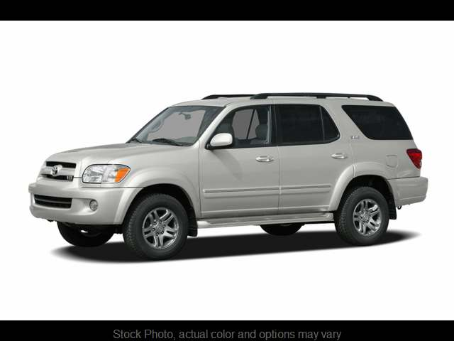 2005 Toyota Sequoia 4d SUV 4WD SR5 at The Gilstrap Family Dealerships near Easley, SC