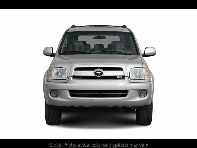 Used 2005  Toyota Sequoia 4d SUV 4WD SR5 at The Gilstrap Family Dealerships near Easley, SC