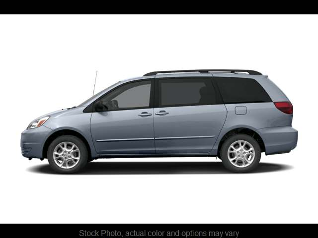Used 2005  Toyota Sienna 4d Wagon XLE AWD at VA Cars of Tri-Cities near Hopewell, VA