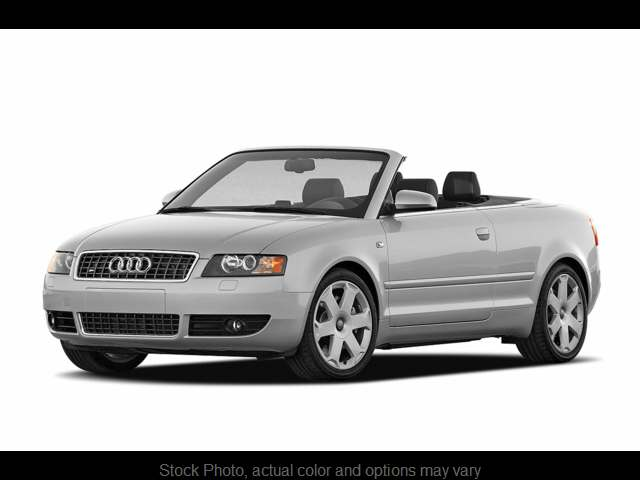 Used 2006  Audi S4 2d Cabriolet Auto at The Gilstrap Family Dealerships near Easley, SC